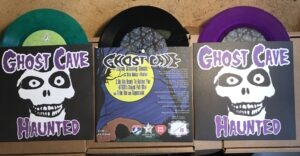 Records from Ghost Cave